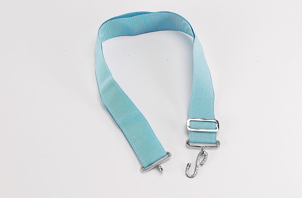 rallonge de ceinture ma onnique bleue. Black Bedroom Furniture Sets. Home Design Ideas