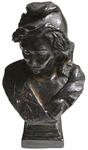 Statuette Marianne Maçonnique en résine