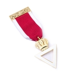 Médaille Grand Officier OMRC Trad
