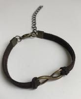 Bracelet cuir lac d'amour