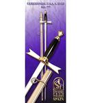 Epée fine cérémonie USA 18°s Prestige Tolède
