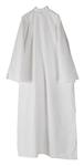Robe Maçonnique Blanche Modèle Exclusif