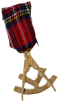 Médaille RSE Passé Maitre