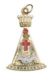 Bijou de Chevalier Rose Croix 18ème degré