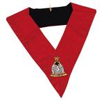 Sautoir Chevalier Rose Croix 18ème degré REAA Pelican