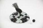 Boules blanches et noires pour vote maçonnique