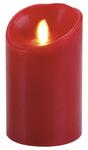 Bougie Pilier Luminara Standard Rouge
