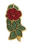 Pin Rose Croix