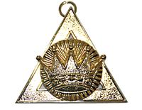 Bijou Officier Chapitre Arche Royale