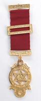 Médaille Arche Royale Principal