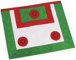 Tablier MESA 1 (bavette bords carrés)