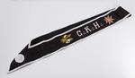 Cordon de Chevalier Kadosh CKH REAA Croix et Drapeaux