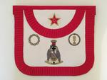 Tablier de 4ème Ordre Chapitre Français