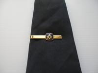 Pince de cravate Equerre et Compas