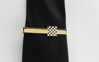 Pince de cravate Pavé Mosaïque