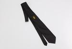 Cravate Maçonnique avec Acacia brodé