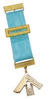 Médaille de Passé Maitre REMU Traditionnel