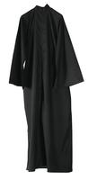 Robe Maçonnique Noire Coton leger