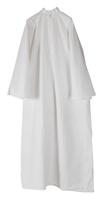 Robe Maçonnique Blanche