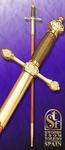 Epée de Cérémonie avec Fourreau