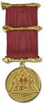 Médaille Arche Royale Passé Zorobabel