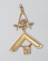 Bijou Passé Maitre Memphis Misraïm