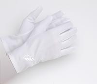 Gants Maçonniques Nylon Blanc Acacia Blanc