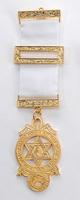 Médaille Arche Royale Compagnon