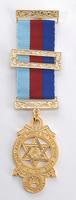 Médaille Tricolore Officier Arche Royale