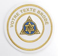 Badge de Tablier Officier Provincial Arche Royale