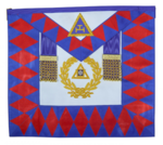 Tablier Arche Royale Grand Officier Trad