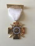 Médaille Grand-Croix du REAA