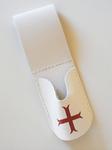 Porte épée blanc CBCS