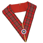 Sautoir Vénérable Maitre RSE Standard d'Écosse