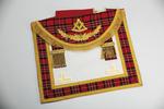 Tablier de Passé Maître Standard d'Écosse RSE