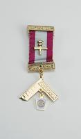 Médaille de Passé Maitre La Marque