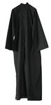 Robe Maçonnique Noire Modèle Exclusif