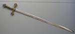 Épée Maçonnique droite