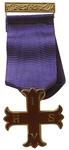 Médaille CRC Chevalier Ordre Croix Rouge de Constantin