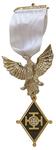 Médaille CSS SJE Chevalier Ordre Croix Rouge de Constantin