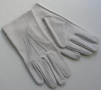 Gants Blancs Cuir Modèle 1