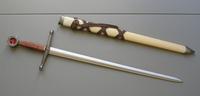 Dague Templière n°2 (56cm)