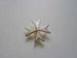 Croix de Toque Chevalier de Malte